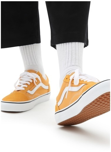 Vans Spor Ayakkabı Oranj